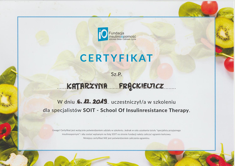 Kasia Frąckiewicz Dietetyk Online