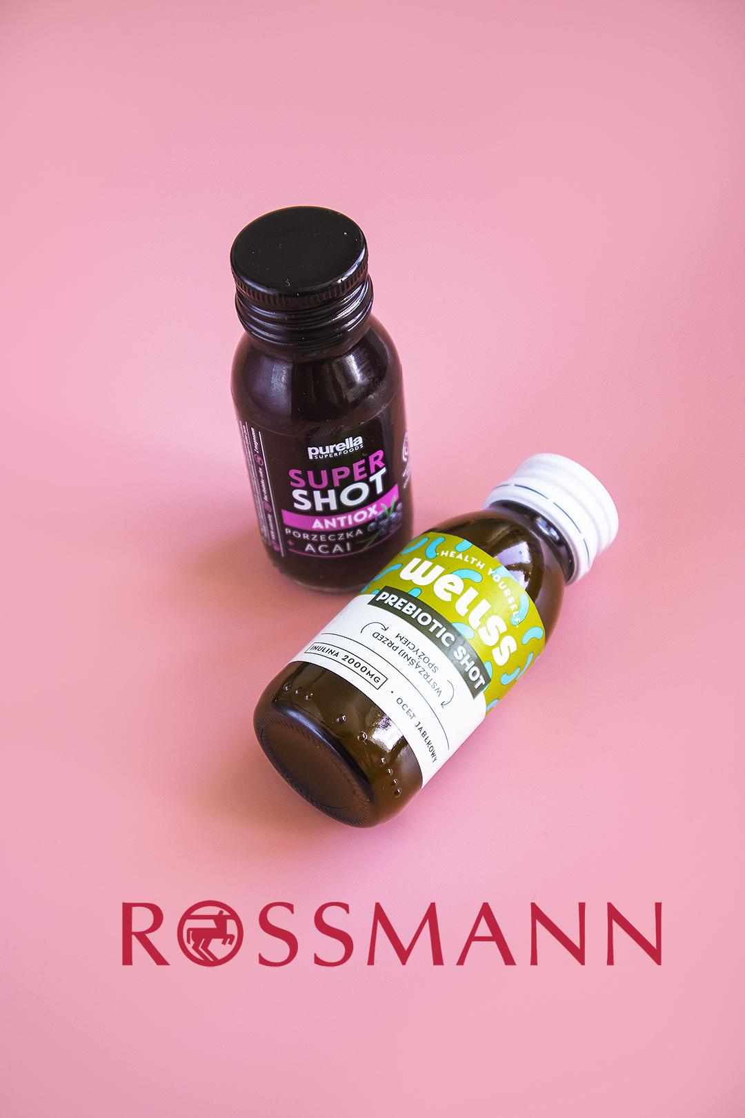 zakupy z dietetykiem, zdrowe produkty Rossmann